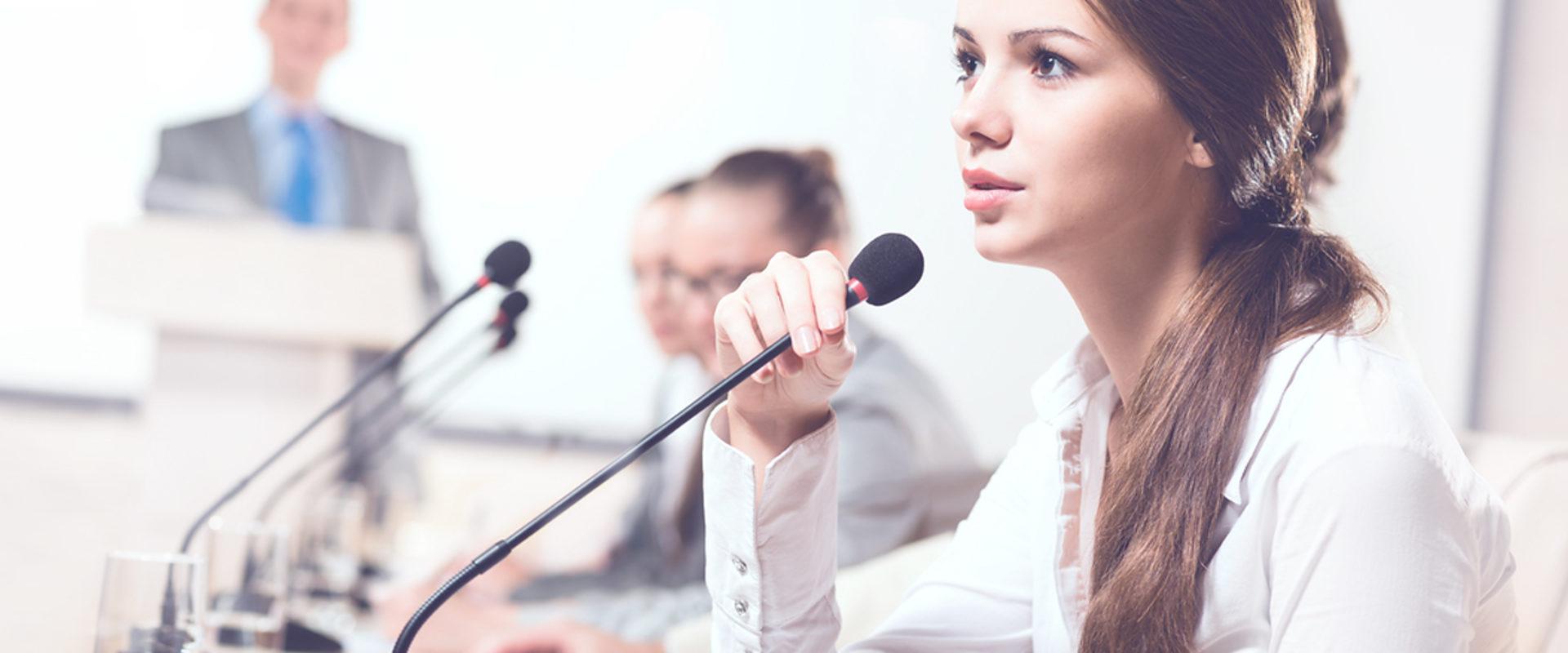 Comunicar y Hablar en público